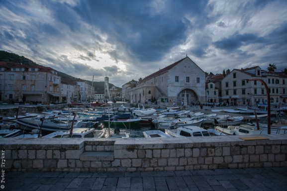 hvar in the morning 1