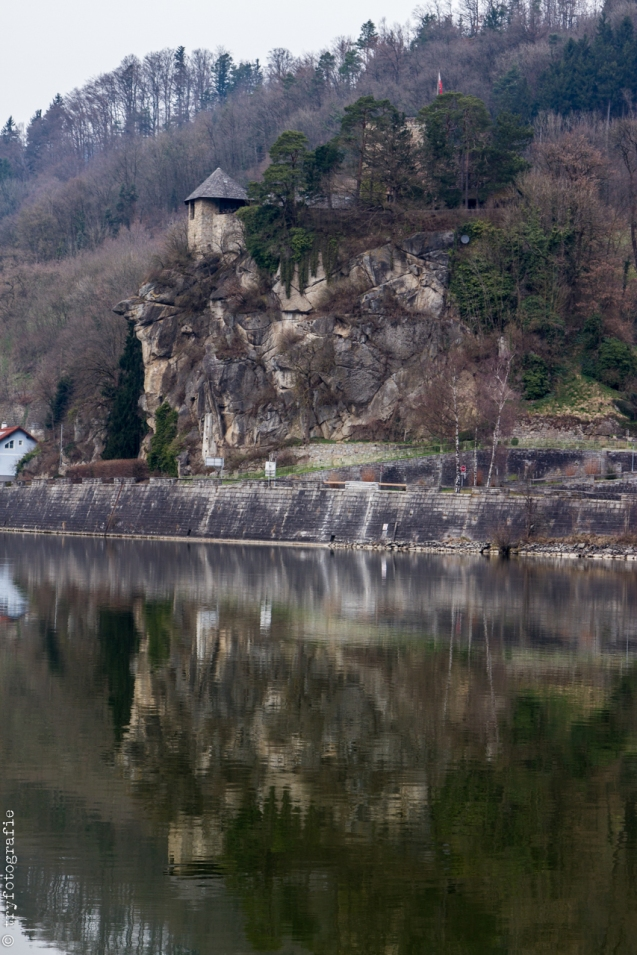 Castle at the Danube