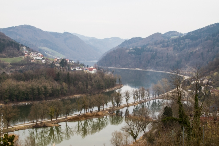 Danube in Upper-Austria