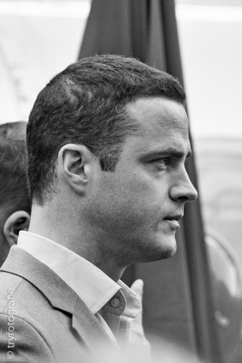 Johann Gudenus Nicht amtsführender Vizebürgermeister Wien (FPÖ)