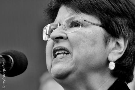 Renate Brauner Amtsführende Wiener Stadträtin für Finanzen, Wirtschaftspolitik und Wiener Stadtwerke (SPÖ)