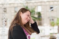 Interview mit Kampusch im Burggarten Wien
