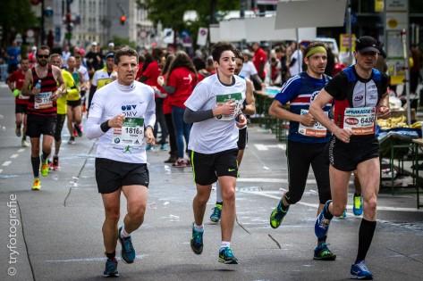 Vienna Marathon 201-99