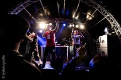 Volksstimmefest 2017, Esrap Stage mit Ebow, Naturaleza Suprema, Kid Pex und Esrap